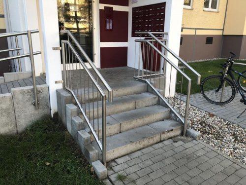 """Absatz 2 Treppen und Treppengel""""nder"""